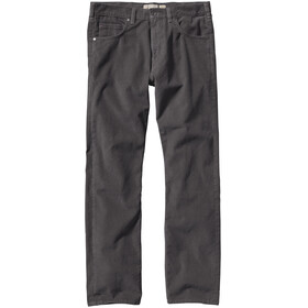 Patagonia Straight Fit Cords Herre forge grey/forge grey